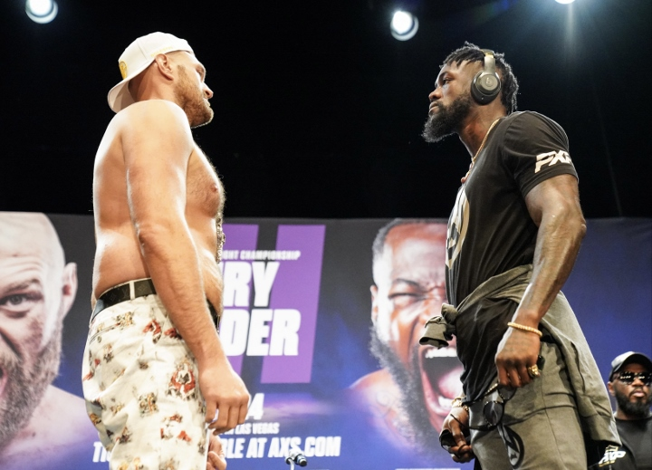 Tyson Fury says he will KO Deontay Wilder within 3 rounds - Tyson Fury