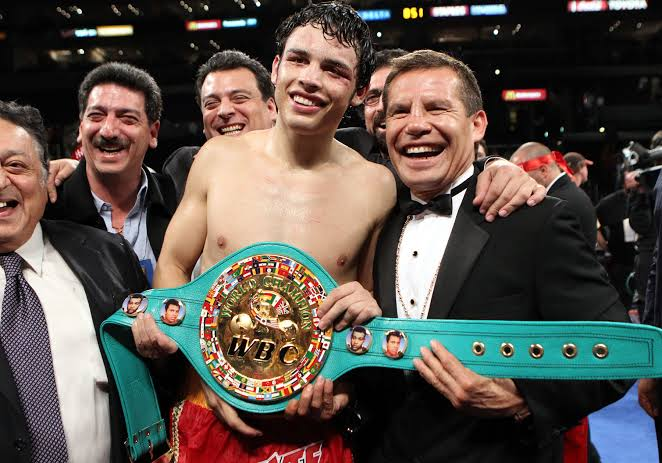 Julio Cesar Chavez wants his son to retire following his loss to Anderson Silva - Julio Cesar