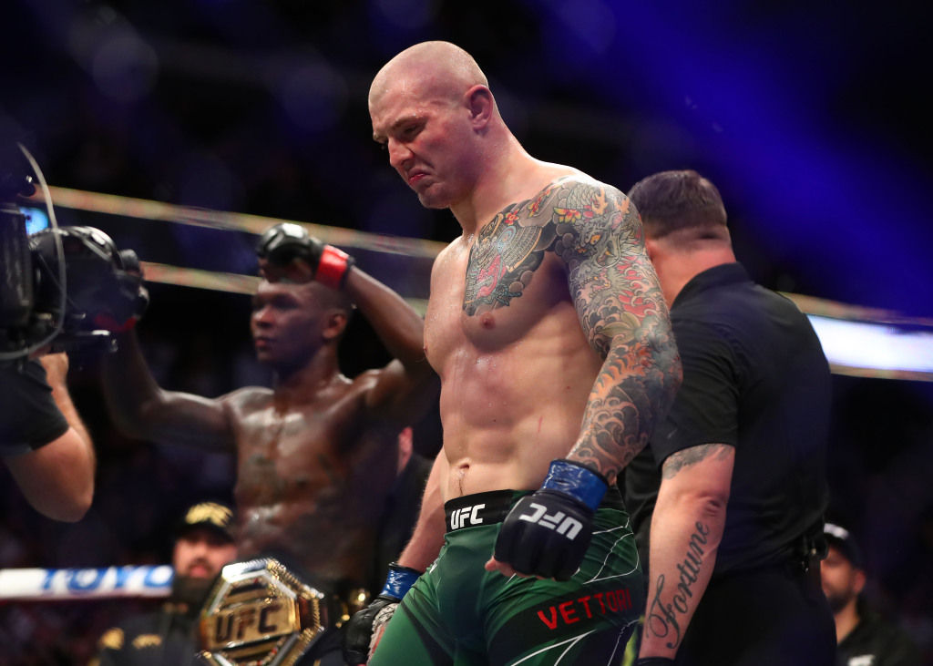 Marvin Vettori opens up about his loss to Israel Adesanya at UFC 263 - vettori