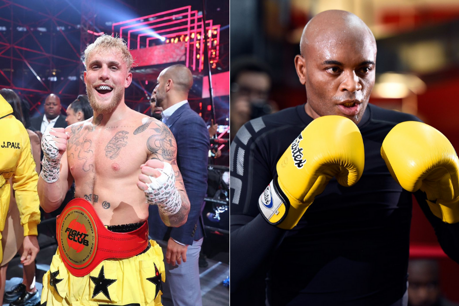 """Jake Paul on Anderson Silva's Boxing match: """"This just goes to show that MMA strikers are also great boxers"""" - paul"""