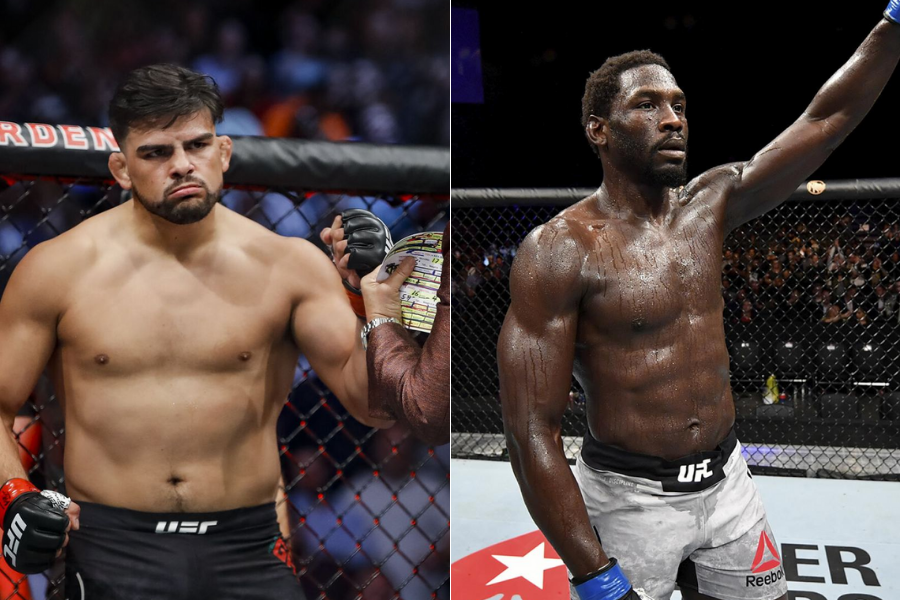 Paulo Costa pulls out, Kelvin Gastelum steps in to fight Jared Cannonier at UFC Fight Night on August 21 - gastelum