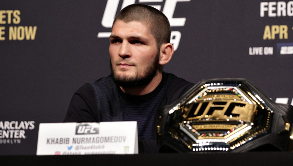 Khabib Nurmagomedov Says UFC still wants him to fight again - Khabib