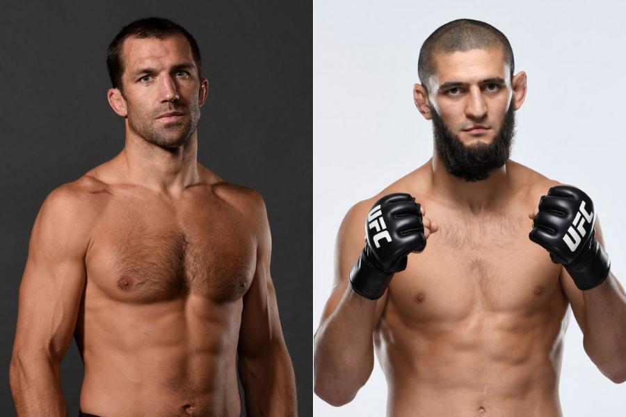 Khamzat Chimaev declined fight against Luke Rockhold - luke