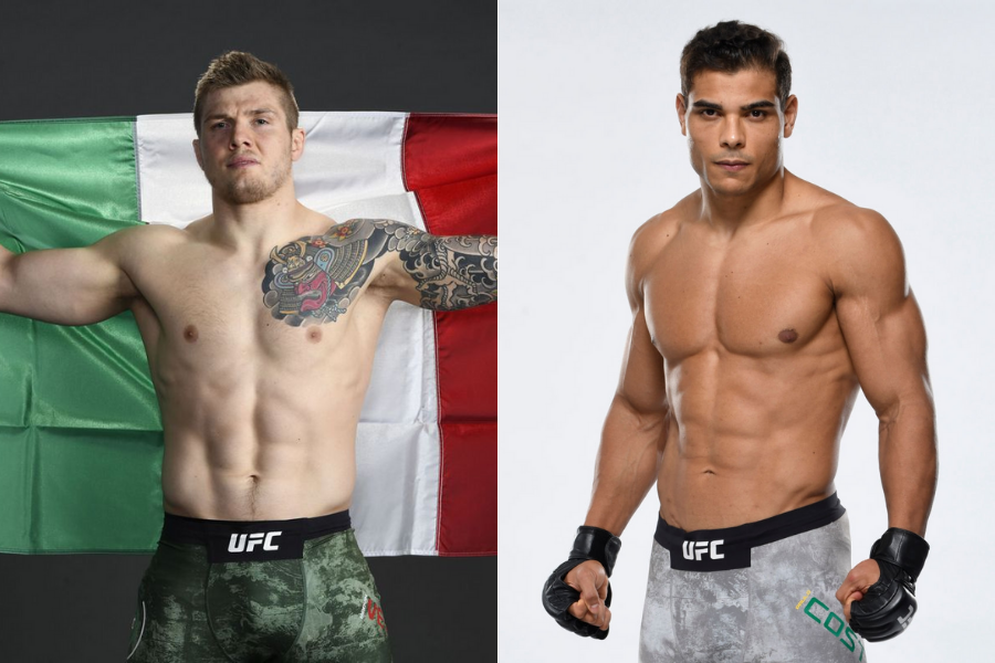Paulo Costa is ready to fight Marvin Vettori after his callout at UFC 263 - Costa