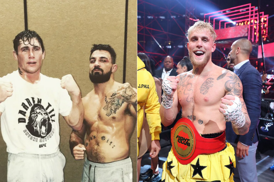 Mike Perry says Jake Paul did better in sparring than Darren Till - perry