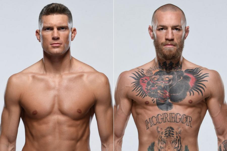 Stephen Thompson advises Conor McGregor for his fight against Dustin Poirier at UFC 264 - Thompson