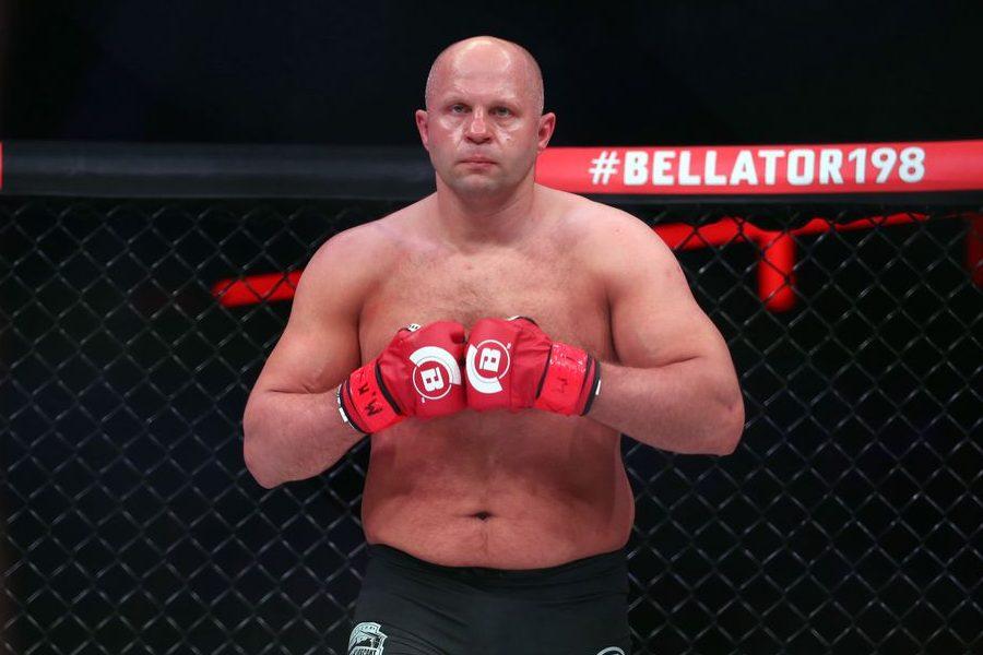 Fedor Emelianenko ready for his return to Bellator in October - fedor