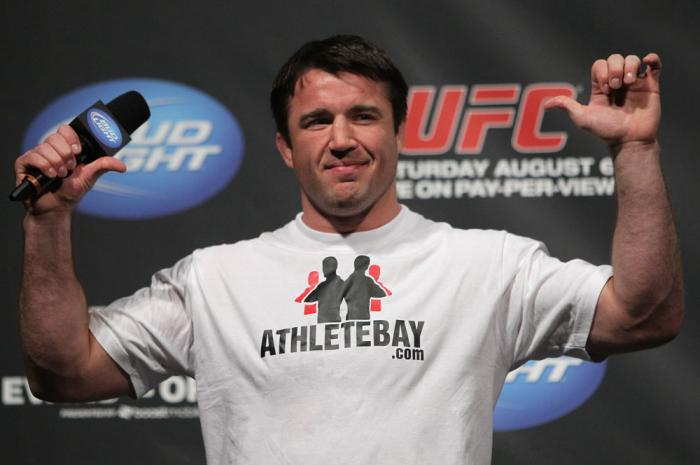 Chael Sonnen talks about UFC's fighters Pay issue - sonnen