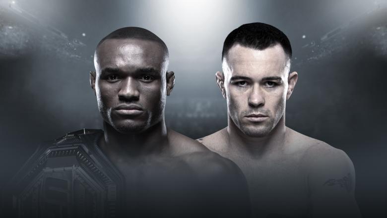 Kamaru Usman vs. Colby Covington 2 targeted for UFC 268 at MSG - Covington