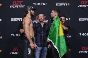 UFC Vegas 31: Makhachev vs Moises Betting Odds and Prediction