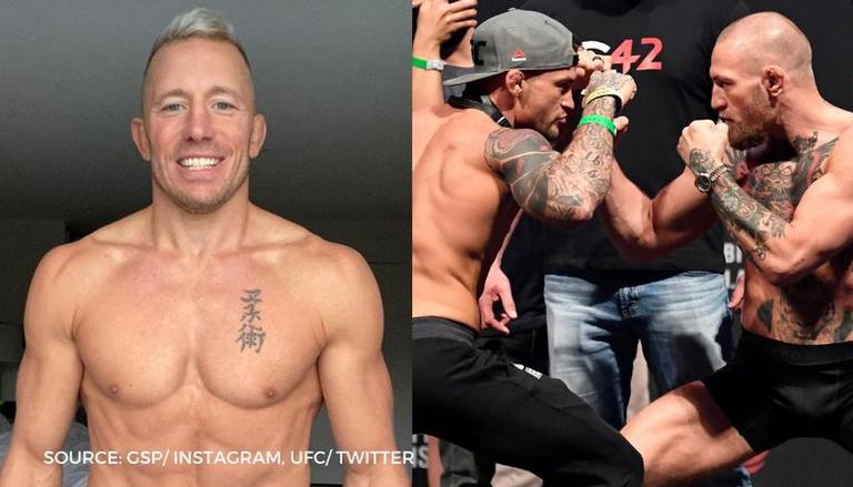 Georges St-Pierre says Conor McGregor will KO Dustin Poirier at UFC 264 - Georges