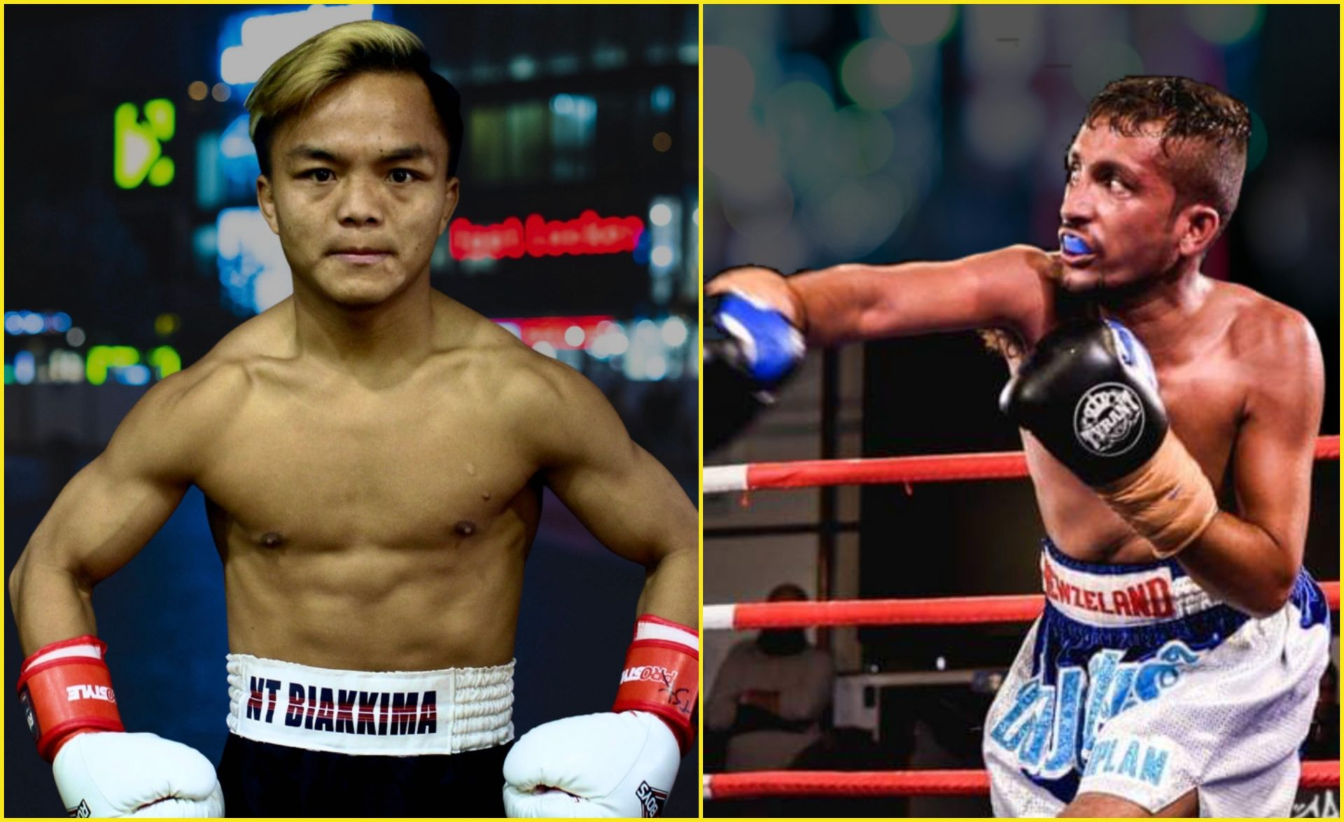 Nutlai Lalbiakkima and Vimal Punera to fight for IBA titles on 6th August