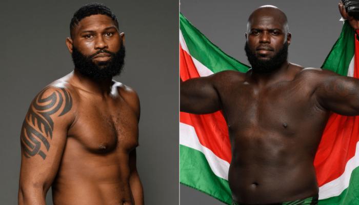 Curtis Blaydes not impressed by Jairzinho Rozenstruik, plans to stop him at UFC 266 - blaydes