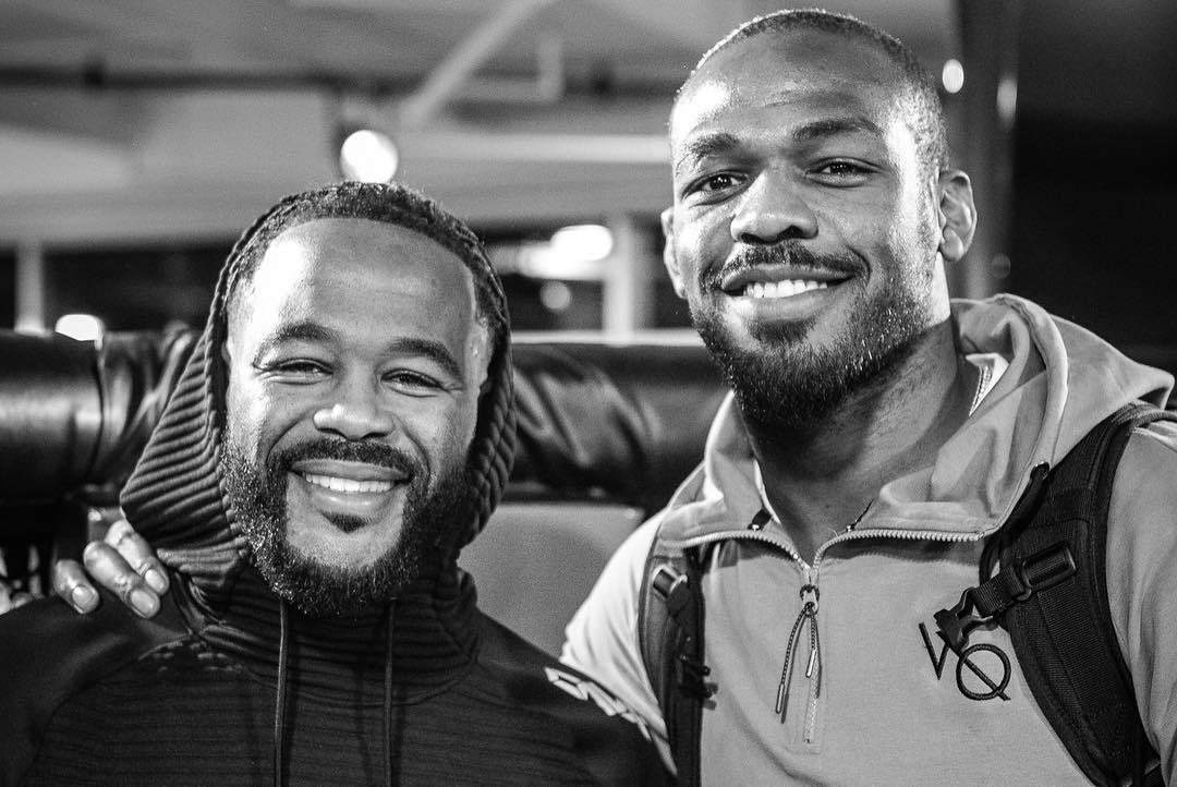 Rashad Evans says Jon Jones will dominate the UFC's Heavyweight division - Rashad Evans
