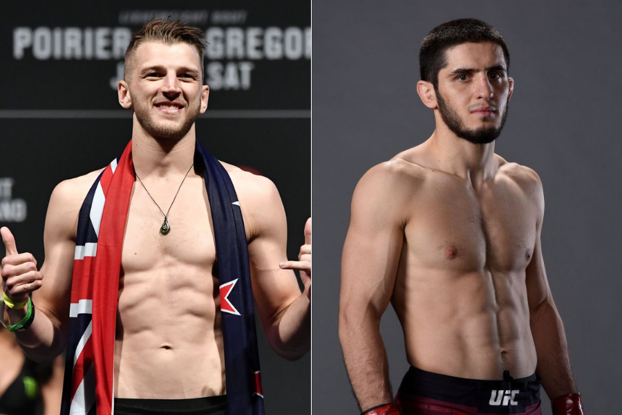 Dan Hooker says he was bored while watching Islam Makhachev fight at UFC Vegas 31 - hooker
