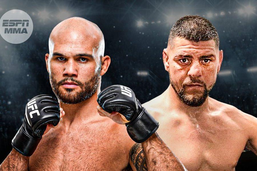 Nick Diaz vs. Robbie Lawler rematch fight set for UFC 266 - Nick Diaz