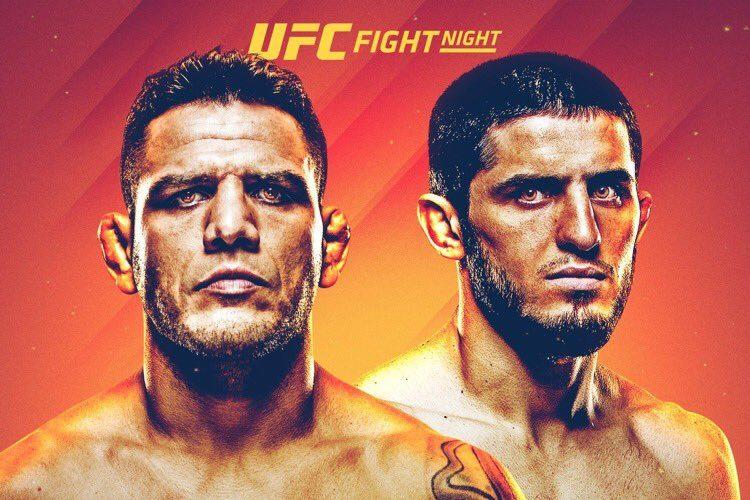 Rafael dos Anjos wants to fight Islam Makhachev at UFC 267 - rafael