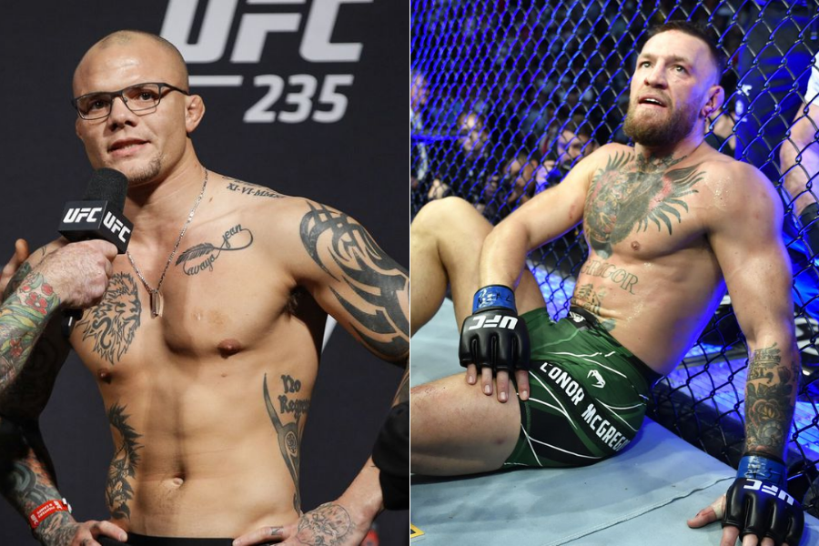 Anthony Smith says Conor McGregor has gone too far with his trash talk - smith