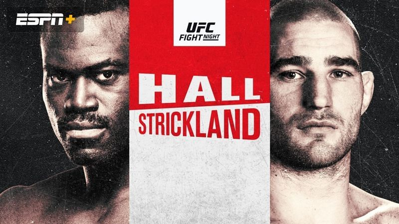 UFC Vegas 33 : Hall vs. Strickland Betting Odds and Prediction - ufc
