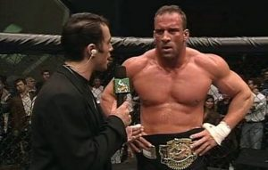 UFC Hall of Famer Mark Coleman comments on the ongoing pay dispute in the company - Coleman