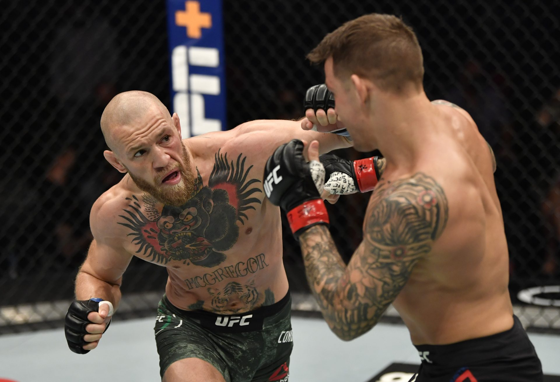 Conor McGregor doesn't think Dustin Poirier is the best boxer in MMA - mcgregor