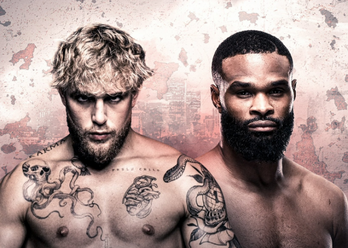 Jake Paul vs Tyron Woodley fight to take place on August 29 - paul