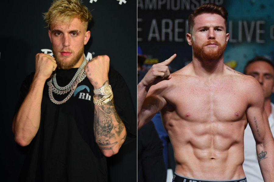 Jake Paul plans to fight Canelo Alvarez and become world champion - Paul