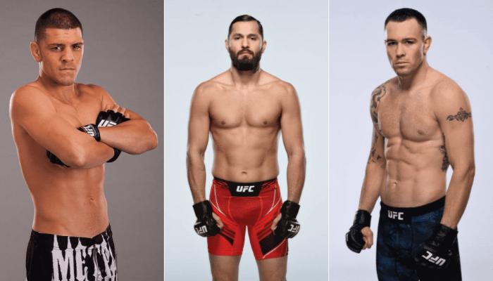 Jorge Masvidal wants his comeback fight against Colby Covington or Nick Diaz - masvidal