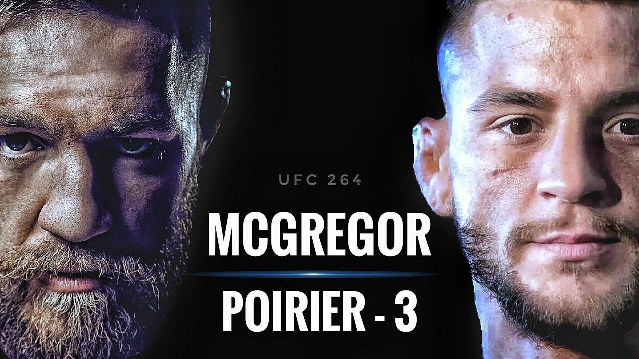 UFC 264: Poirier vs McGregor 3 betting odds and prediction - UFC