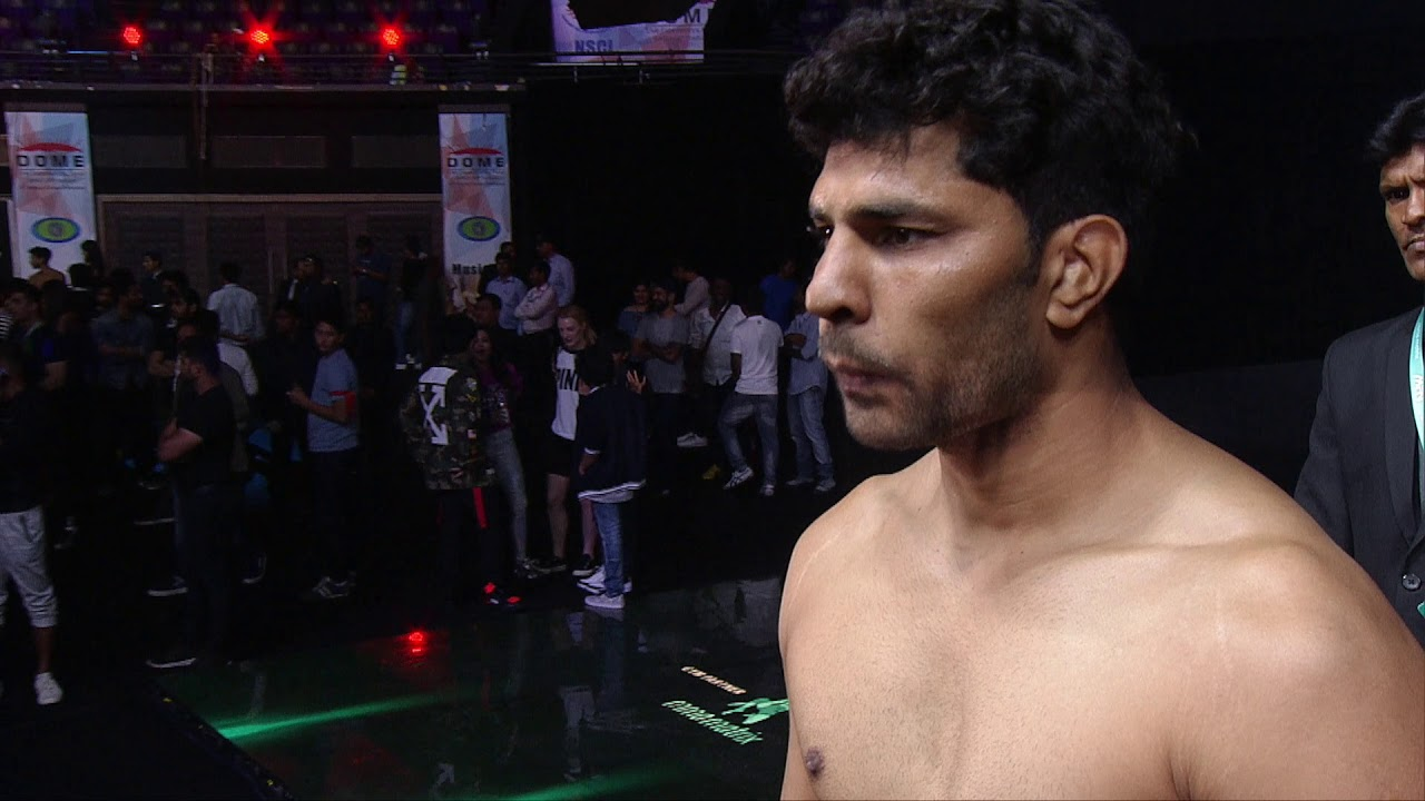 Rajinder Singh Meena: Friday Fighter of the Week - Rajinder Singh Meena