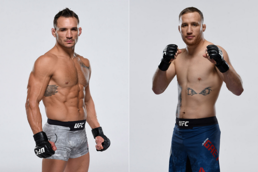Michael Chandler says Justin Gaethje refused to fight him - chandler