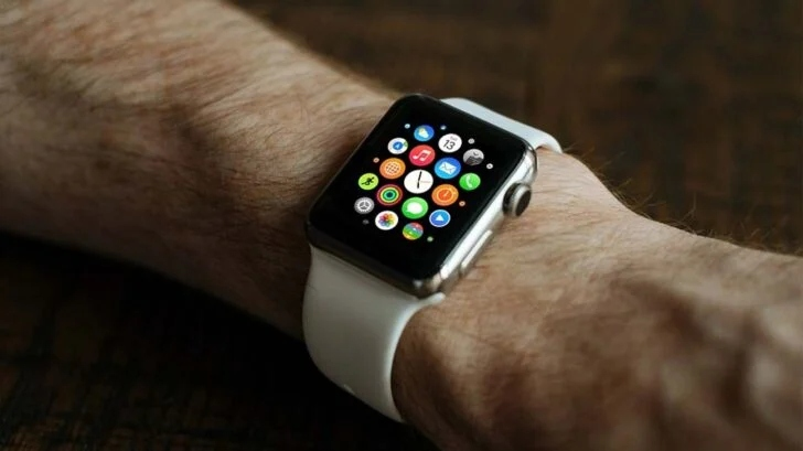 Placing Bets via Smartwatches - smartwatches