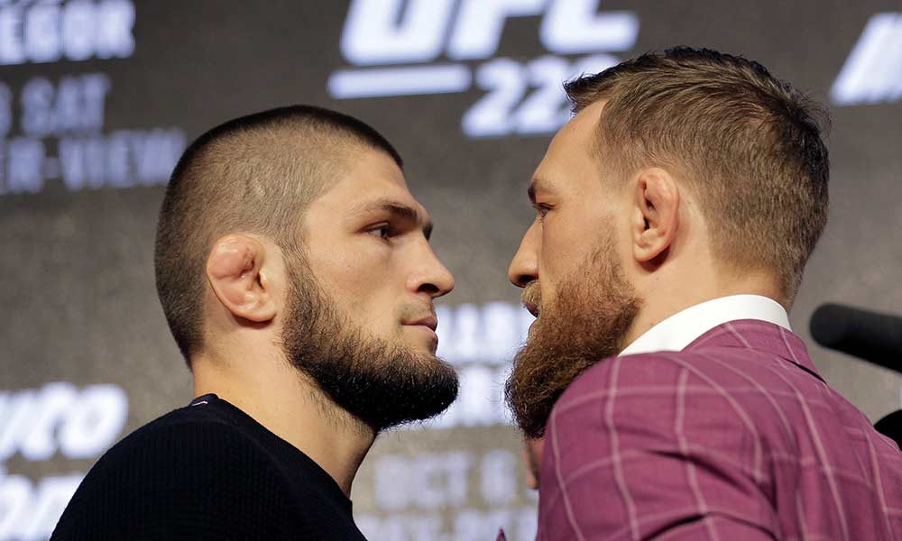 Khabib Nurmagomedov talks about Conor McGregor during Hotboxin' podcast with Mike Tyson - khabib