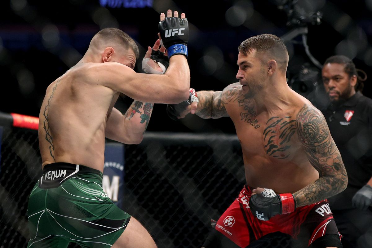 Dustin Poirier ready for a fourth fight with Conor McGregor - poirier