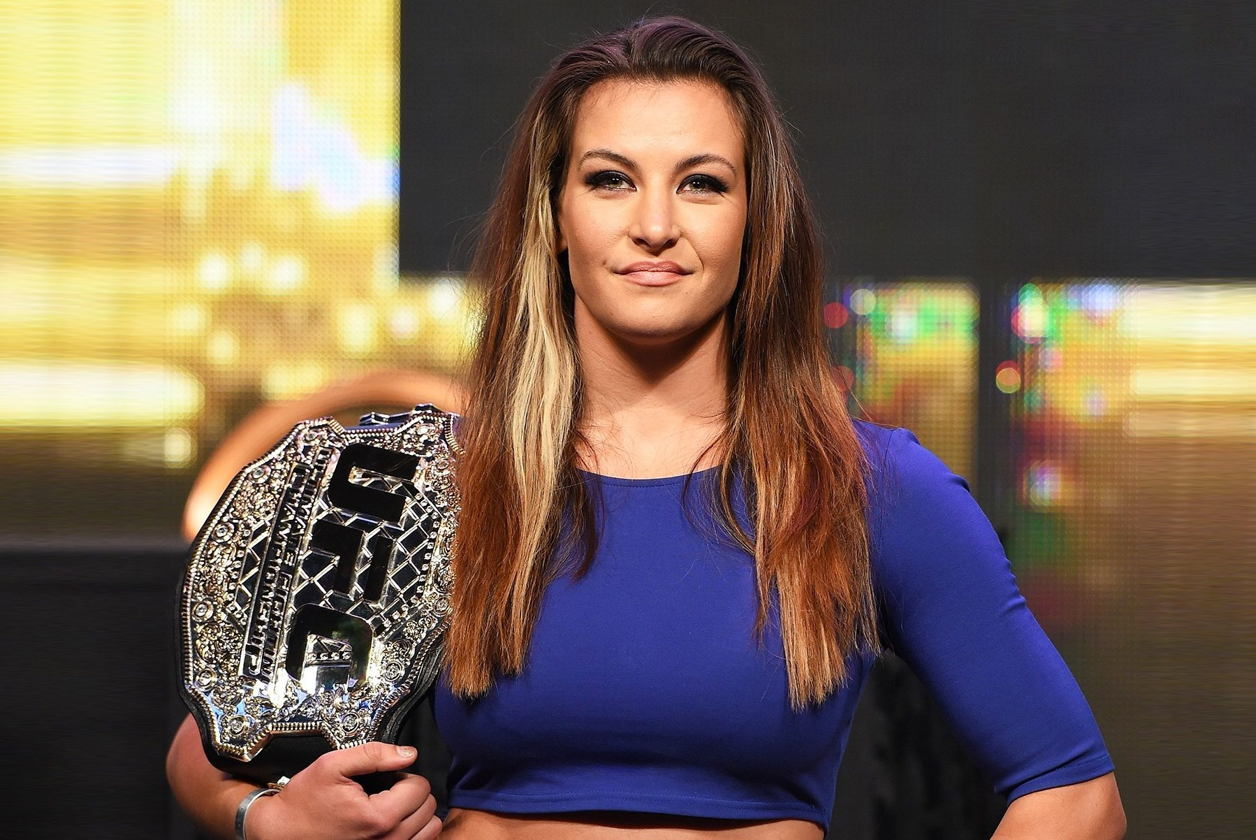 Miesha Tate reveals 98% of her UFC purse money were spent on preparation for comeback fight - tate