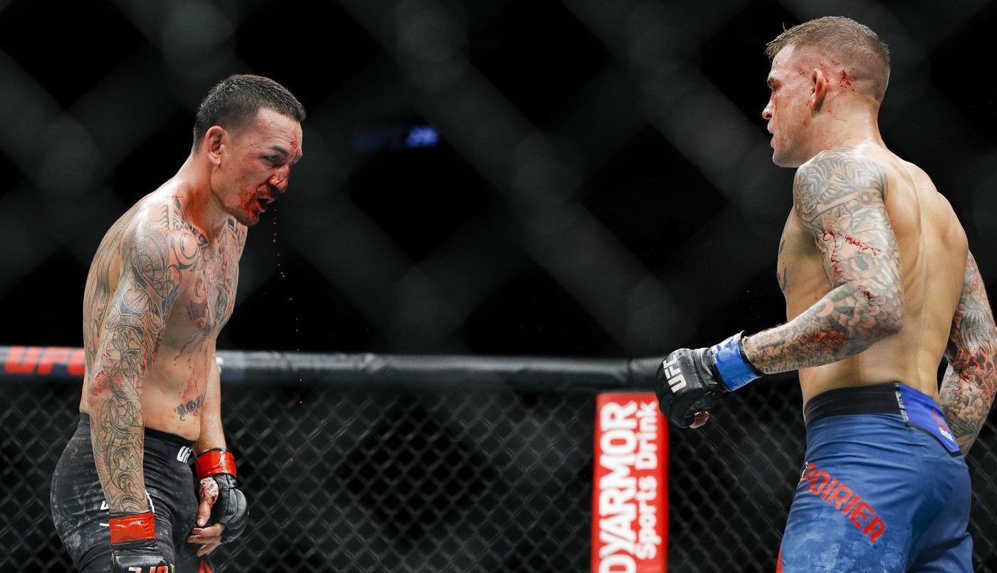 Dustin Poirier says Max Holloway is the most skilled opponent he has defeated - poirier