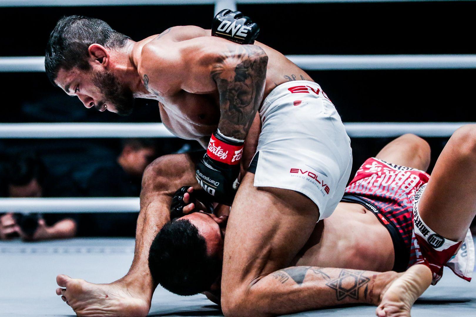 Alex Silva Promises Stunning Finish Of Miao Li Tao At ONE: BATTLEGROUND II - Alex Silva