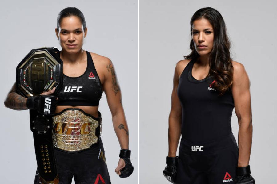 Amanda Nunes vs Julianna Pena rescheduled for UFC 269 - nunes