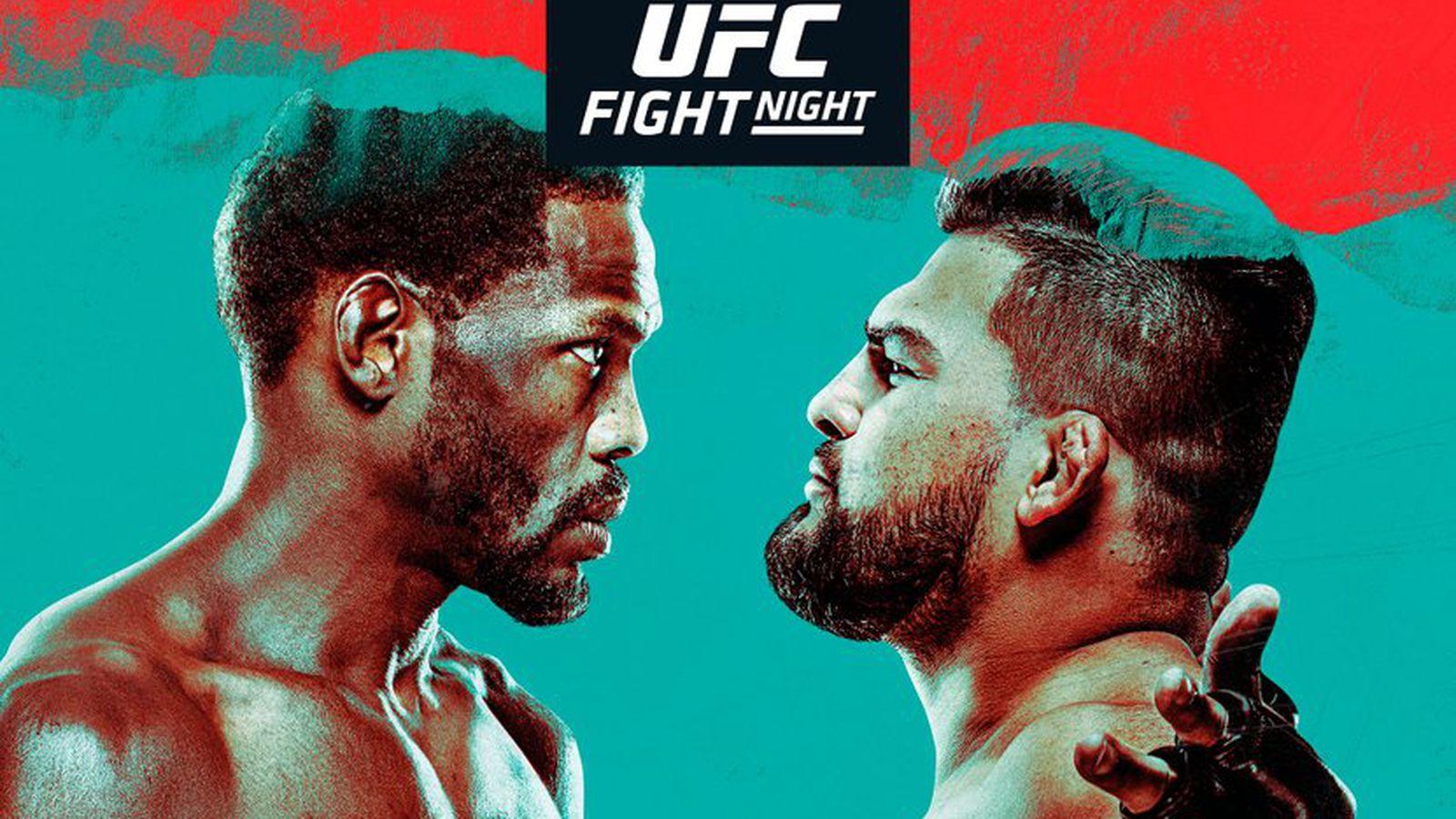 UFC on ESPN: Cannonier vs. Gastelum - Gastelum