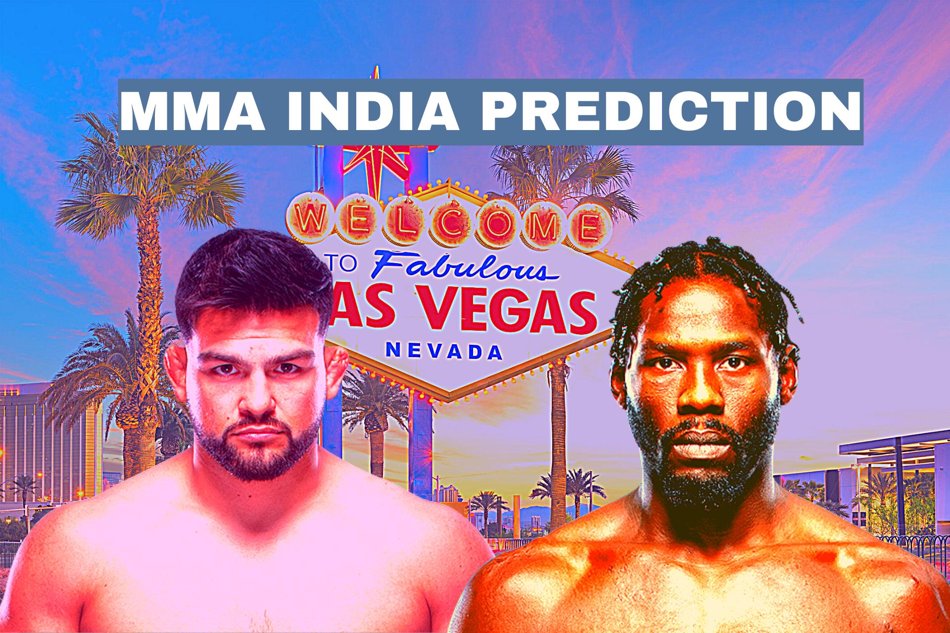 UFC Vegas 34: Cannonier vs Gastelum Betting Odds and Prediction