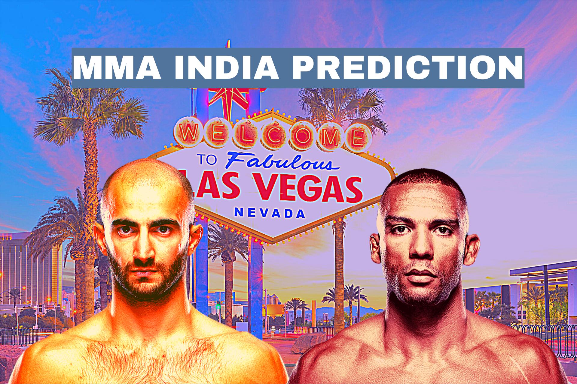UFC on ESPN 30: Barboza vs Chikadze Betting Odds And Prediction - bARBOZA