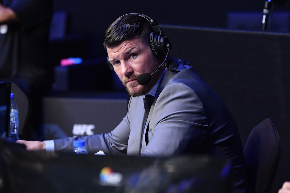 Michael Bisping signs a new four-year contract with UFC - bisping