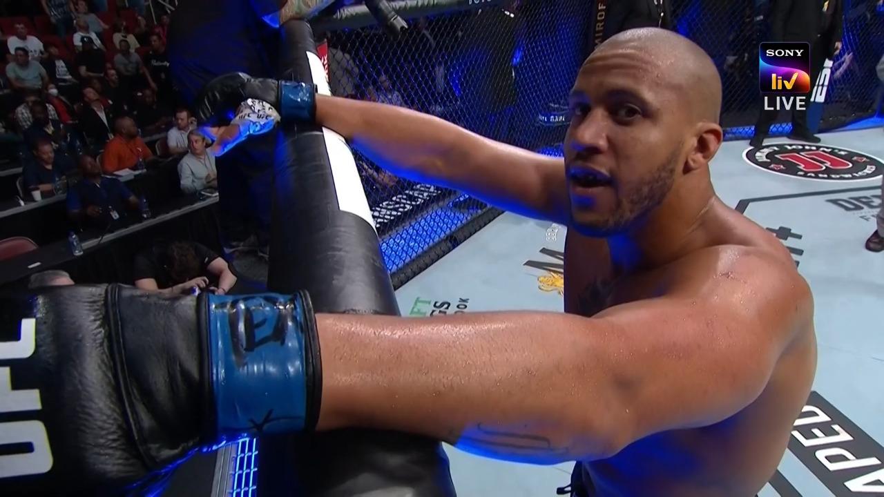 UFC 265 Result: Ciryl Gane defeats Derrick Lewis via TKO in Round 3 - UFC