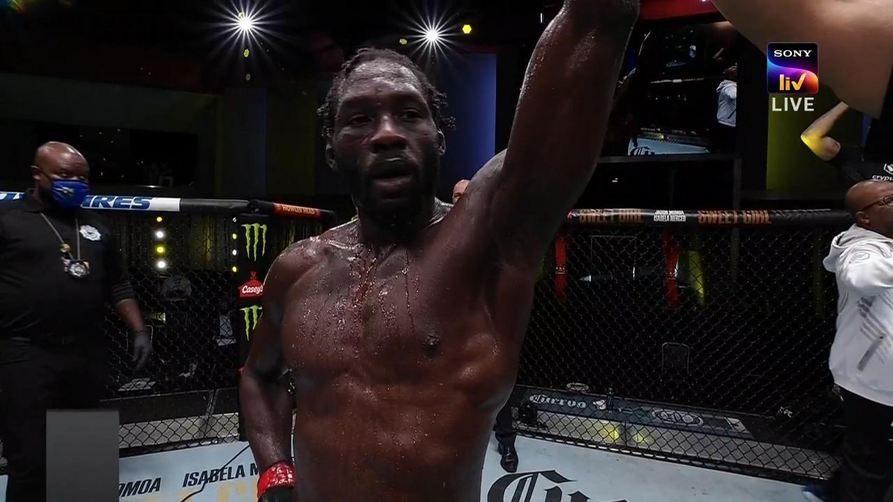 UFC Vegas 34: Jared Cannonier defeats Kelvin Gastelum via unanimous decision - Vegas