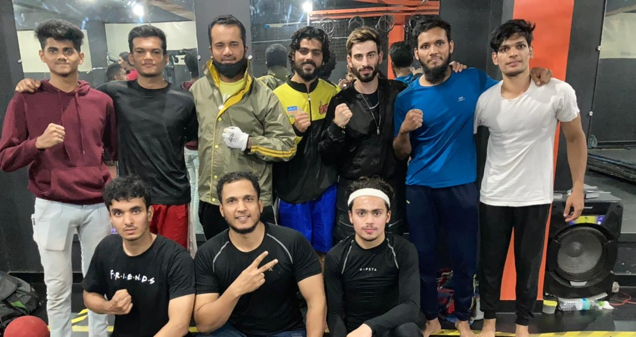 Dragon MMA Gym Pune grapplers shine at P Town West Invitational grappling championship - Grapplers