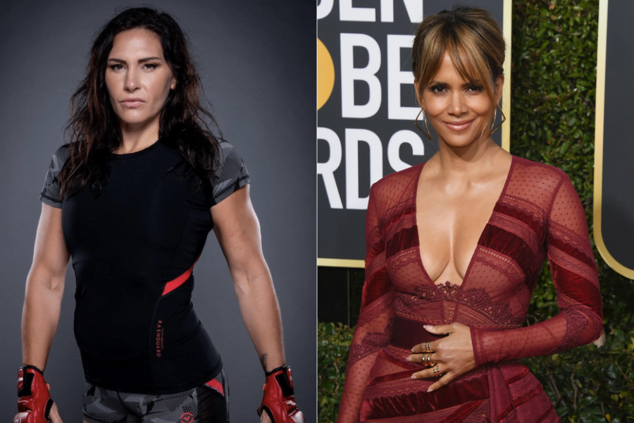 Cat Zingano sues Hollywood star Halle Berry over movie role - cat