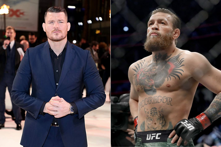 Conor Mcgregor on Michael Bisping: 'He is a nobody on Sirius XM - conor