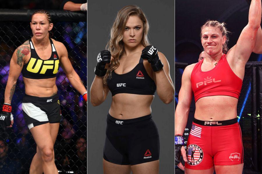 Cris cyborg thinks Ronda Rousey was better than Kayla Harrison - cyborg
