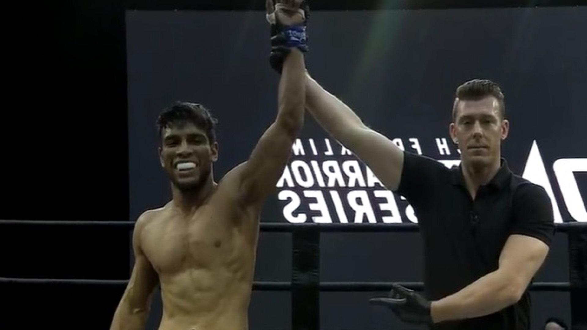 Fighter of the Week: Rana Rudra Pratap Singh - Rana Rudra Pratap Singh