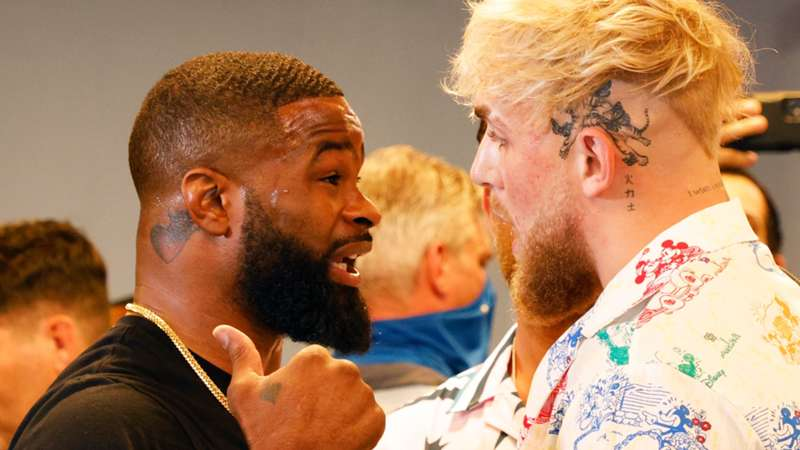 Jake Paul vs Tyron Woodley Betting Odds and Prediction - Tyron Woodley